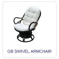 GB SWIVEL ARMCHAIR